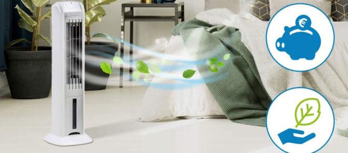 8 climatizadores evaporativos que realmente enfrían