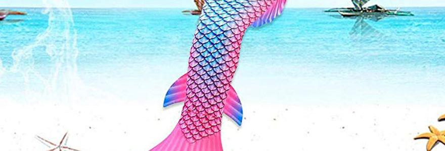 Las colas de sirena más glamurosas para nadar en verano
