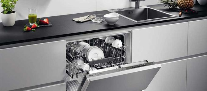 Los lavavajillas panelables con menor impacto visual