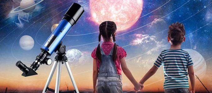 7 telescopios astronómicos perfectos para ver los astros