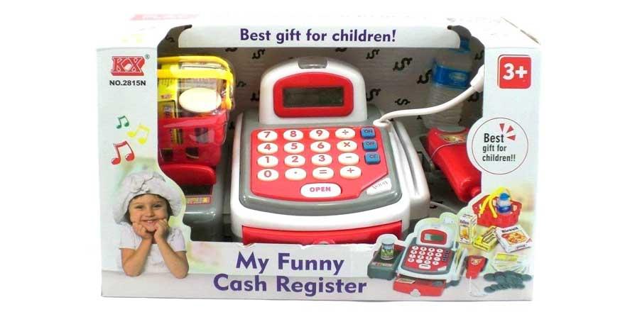 cajas registradoras de juguete