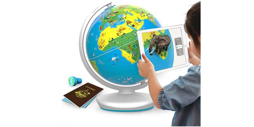 globos terráqueos interactivos