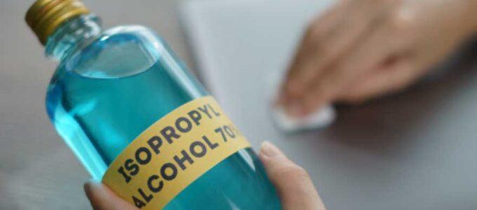 ¿Donde comprar alcohol isopropilico barato? Entra y descúbrelo