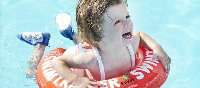 Los flotadores para bebes más seguros y fiables del mercado