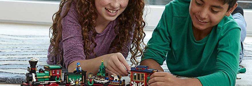 Los trenes de LEGO con y sin control remoto más divertidos