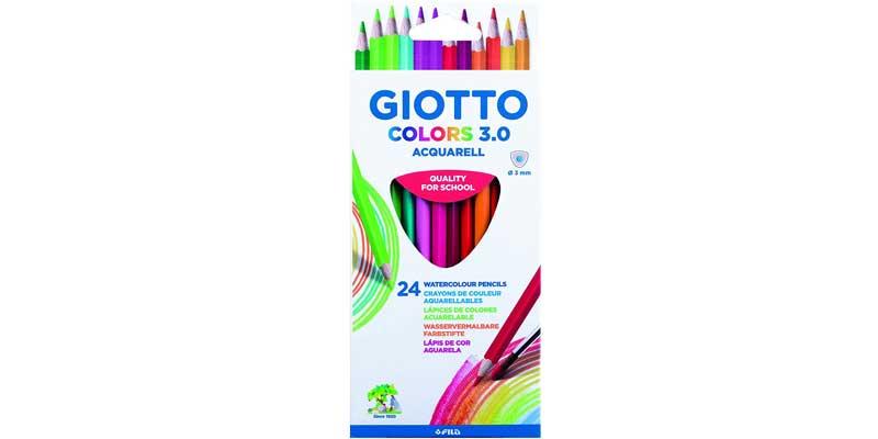 lápices acuarelables
