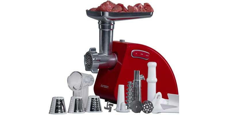 maquinas de picar carne eléctricas