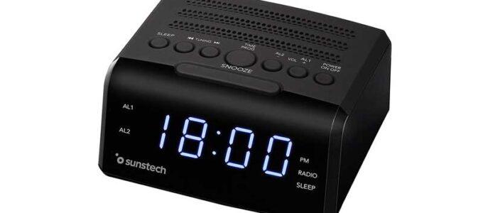 Radio despertador Sunstech FRD35UBK ¿merece la pena?