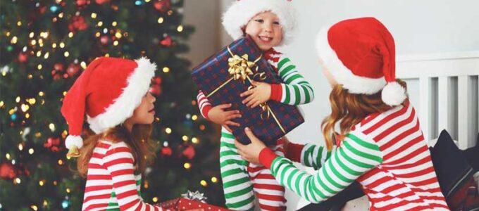 Los pijamas familiares de navidad más baratos y originales