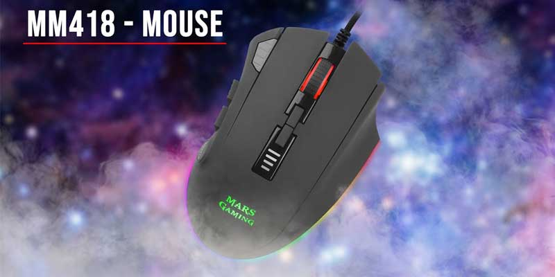 marcas de ratones