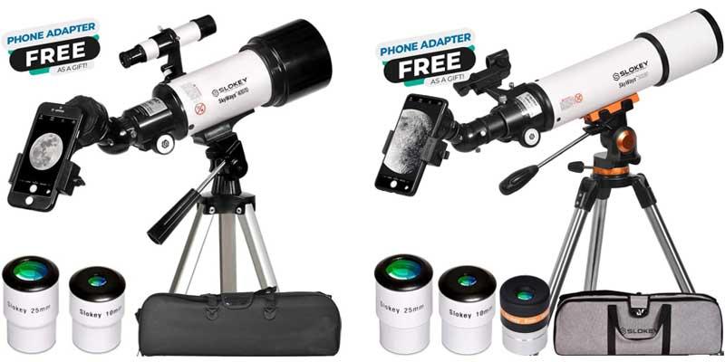 Que telescopio comprar para ver planetas