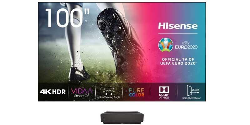 televisores Smart Tv de 100