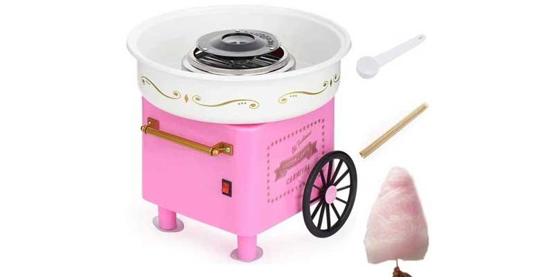 maquinas de algodón de azúcar