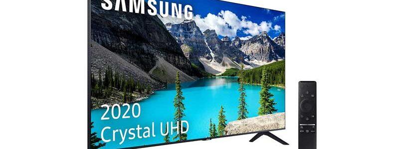 Samsung Crystal UHD 2020 65TU8005: Opiniones ¿es tan buena?