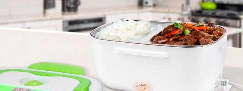 Las fiambreras eléctricas que más rápido calientan la comida