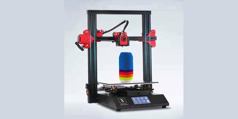 mejor impresora 3D por menos de 200 euros