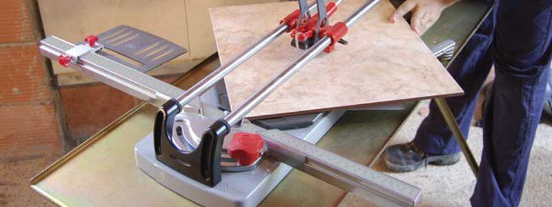 Las maquinas de cortar azulejos con mejor precisión